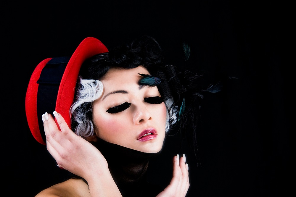 photoblog image Red Hat Beauty