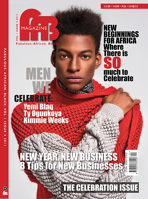 photoblog image Ty - FAB Magazine Male Cover 2011