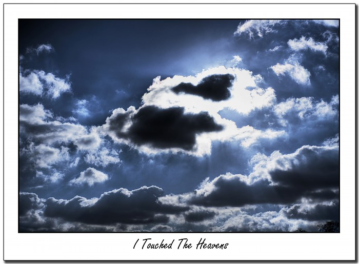 photoblog image I Touched The Heavens